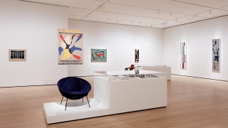 Sur moderno: Journeys of Abstraction?The Patricia Phelps de Cisneros Gift, The Museum of Modern Art, New York, 21 de octubre de 2019 – 14 de marzo de 2020. © 2019 The Museum of Modern Art. Photo: Heidi Bohnenkamp — Cortesía de Colección Patricia Phelps de
