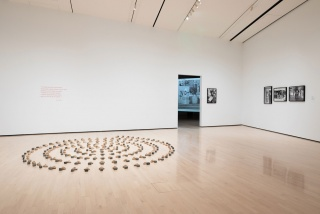 he Edge of Things: Dissident Art under Repressive Regimes, installation view at the Eli and Edythe Broad Art Museum at Michigan State University, 2019. Photo: Eat Pomegranate Photography