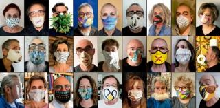 27 artistes confinats — Cortesía de Espai G d'Art