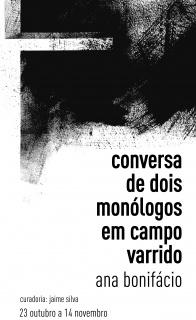 CONVERSA DE DOIS MONÓLOGOS EM CAMPO VARRIDO