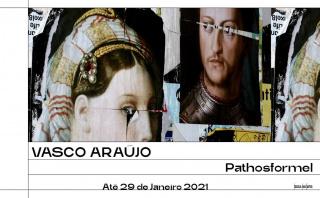 Vasco Araújo. Pathosformel