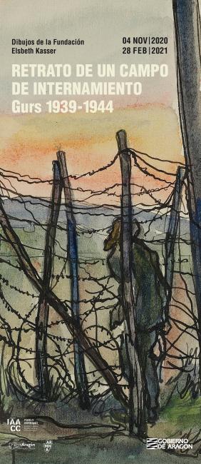 Retrato de un campo de internamiento. Gurs 1939-1944