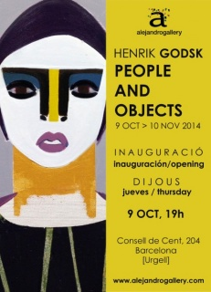 Henrik Godsk, People and Objects