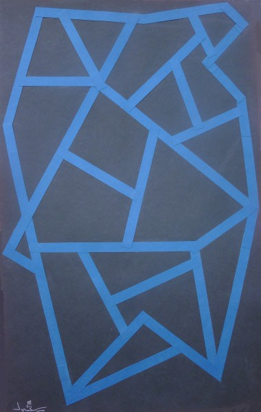 Jorge Varas 2009 / 2015 ST 110 x 80 cm.