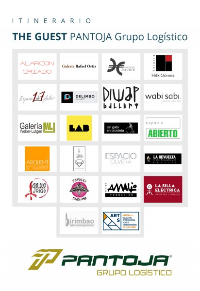 Los 21 espacios de arte y galerías incluidos en TheGuest