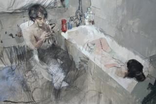 Marta Lafuente. Descanso