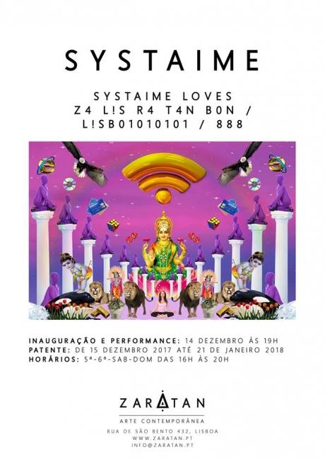 SYSTAIME LOVES Z4 L!S R4 T4N B0N / L!SB01010101 / 888