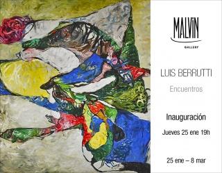 Luis Berrutti. Encuentros