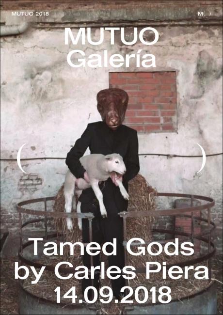 Carles Piera. Tamed Gods