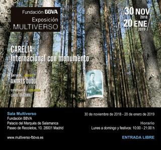 Multiverso. Carelia: Internacional con monumento