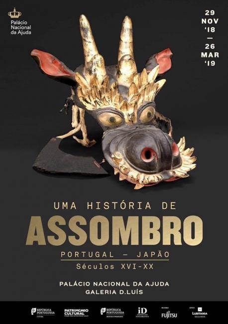 Uma História de Assombro. Portugal-Japão séculos XVI-XX