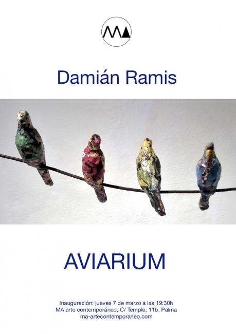 AVIARIUM  de Damián Ramis