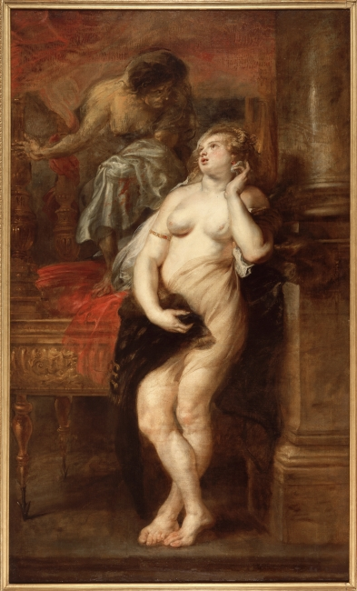 Rubens, Deyanira tentada por la Furia - Musei Reali - Galleria Sabauda de Turín — Cortesía de Acerca Comunicación