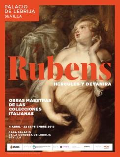 Rubens: Hércules y Deyanira. Obras maestras de las colecciones italianas