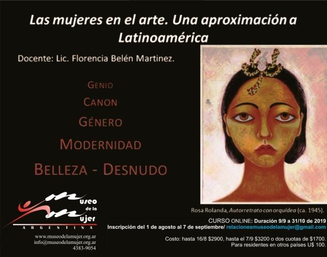 Las Mujeres en el Arte