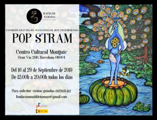 Exposición Colectiva Pop Stram