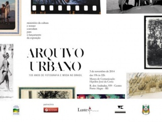 Arquivo Urbano, 100 anos de Fotografia e Moda no Brasil