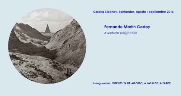 Fernando Martín Godoy, Aventuras poligonales