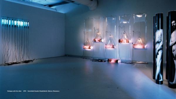 """Paloma Navares, Serie \""""Fragmentos del jardín de la memoria\"""". 1992 – 1996"""
