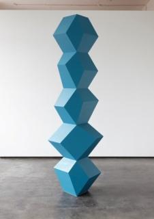 Angela Bulloch, Can Do Blue, 2015