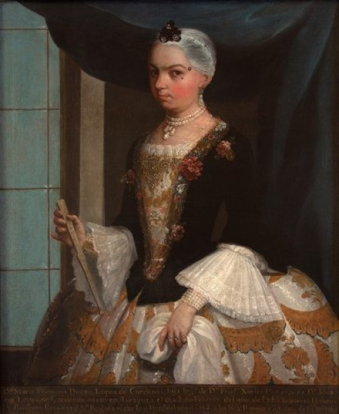 Painted in Mexico, 1700–1790: Pinxit Mexici