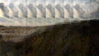 Ale de la Puente, Horizonte de los eventos. Fotograma del video 16:9,audio estéreo, de 6 min. – Cortesía de la artista. FotoMéxico 2017