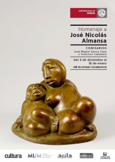 Homenaje a José Nicolás Almansa
