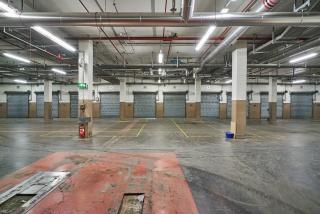 COOP warehouse – Imagen cortesía de VOLTA Basel