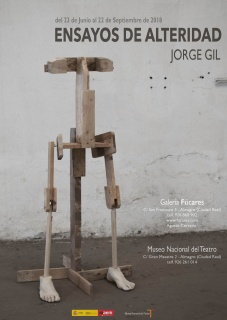 Jorge Gil. Ensayos de alteridad