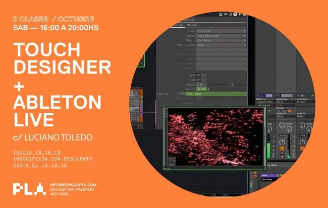 Taller de Touchdesigner