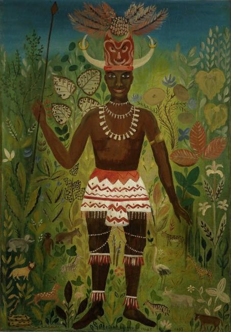 Arte e descolonização