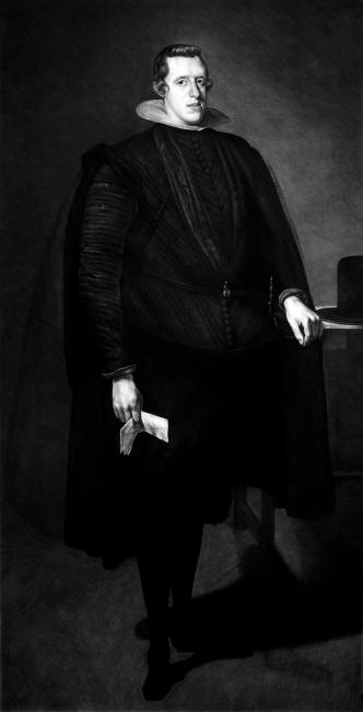 Propaganda, Philip IV of Spain — Cortesía de Victor Lope Arte Contemporáneo