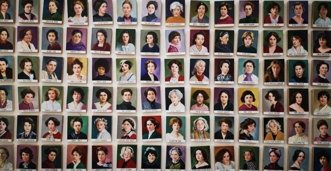 Proyecto Mujer-es — Cortesía de Victor Lope Arte Contemporáneo