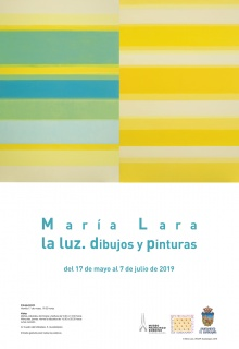 María Lara. La Luz. Dibujos y pinturas