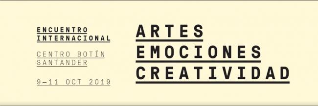 Primer encuentro Internacional sobre Artes, Emociones y Creatividad