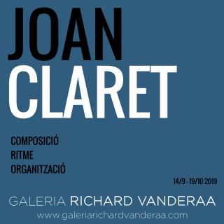 Joan CLARET 2019