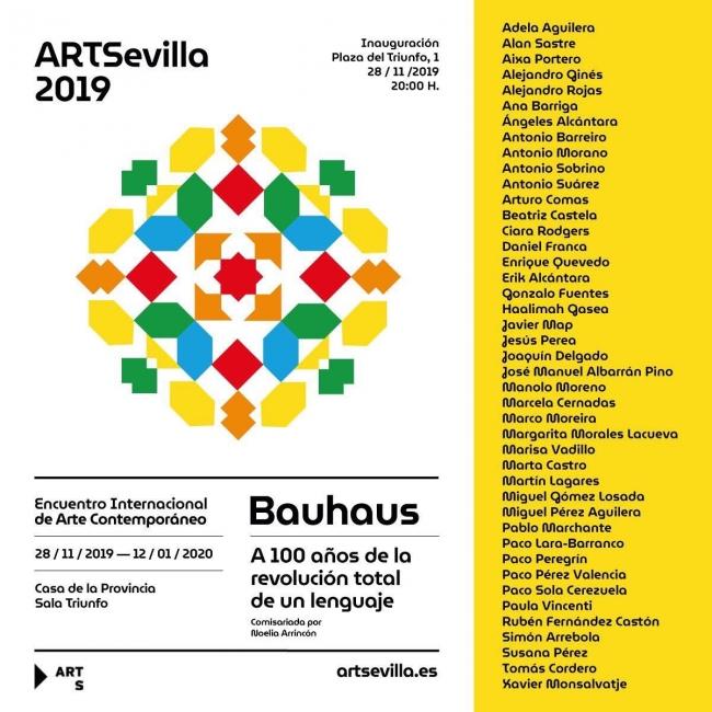 Bauhaus, a 100 años de la revolución total de un lenguaje