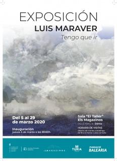 Luis Maraver. Tengo que ir