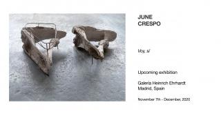 June Crespo. Voy, sí