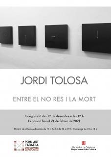 Jordi Tolosa - Entre el no res i la mort