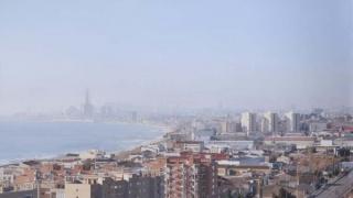 Panorama de Barcelona por Pere Santilari