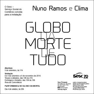 Nuno Ramos e Clima