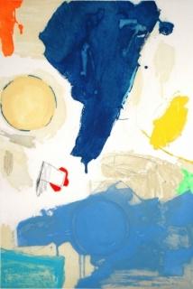 Joaquin Capa, Blue blue · Color