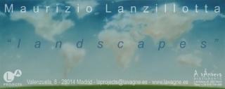 Maurizio Lanzillotta. Landscapes