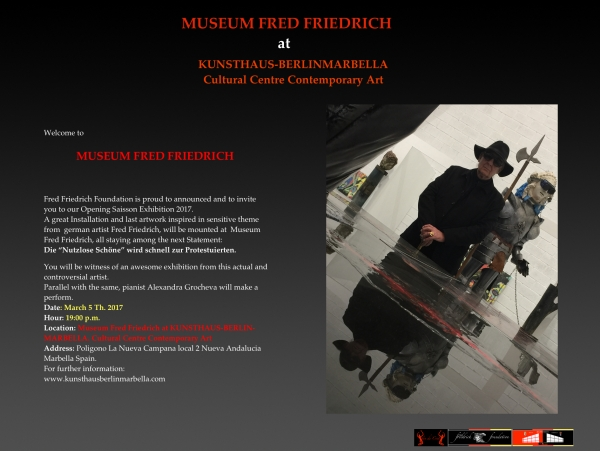 Resultado de imagen de Museo Fred Friedrich Foundation