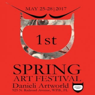 DANIELI ART WORLD 1ST SPRING FESTIVAL MAY 26-27-28,2017