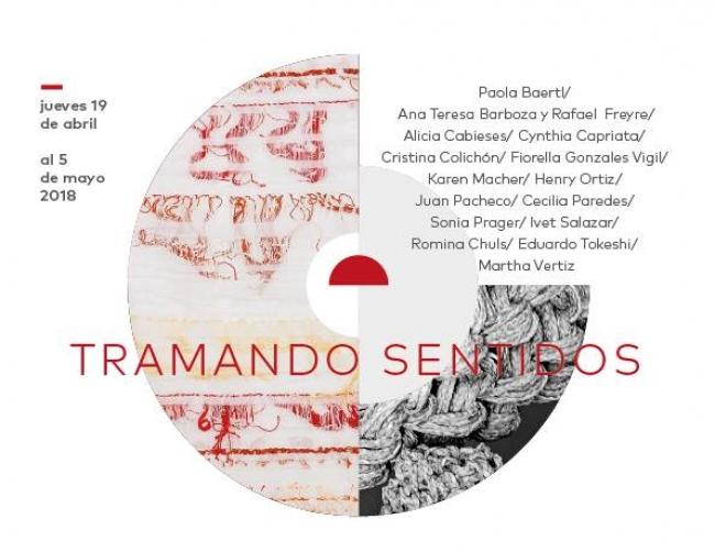 TRAMANDO SENTIDOS: INDAGACIONES EN EL CAMPO DEL TEXTIL