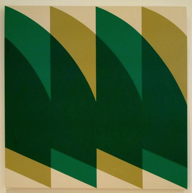 Rodrigo Martín - Green Glaze - Aspa Contemporary