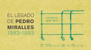 El legado de Pedro Miralles 1983-1993
