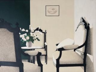 Elena Gago — Cortesía de la Galería José Lorenzo